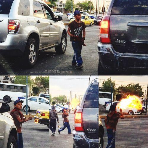 Niñez Triste Jugando con Fuego Isherphoto Querétaro