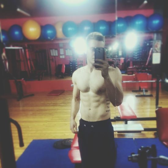 Gymaddict Training Day Gym Time