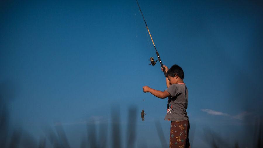Fisherboy Men