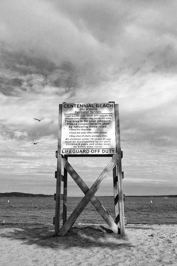 @yourownrisk Beach Sky Water Seagulls Eye4photography  EyeEmBestPics EyeEm Best Shots - Black + White