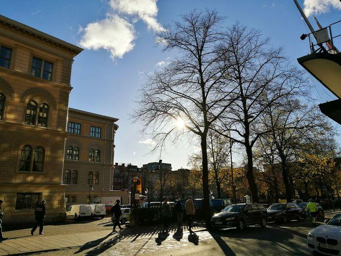 City Outdoors Sky Day City Street стокгольм улица City Life City Stockholm City Stockholm, Sweden Stockholm