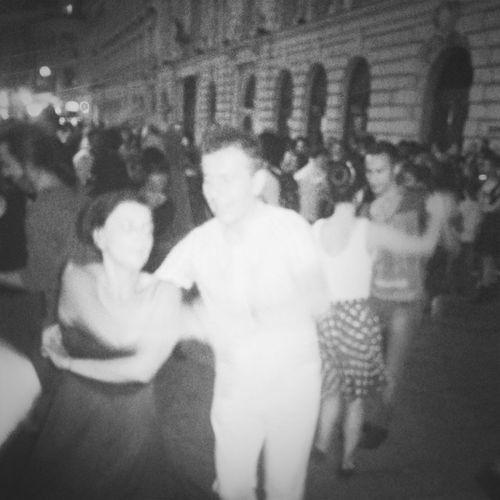 Dancing Around The World