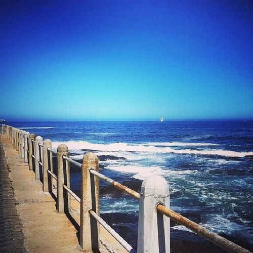 Morning 5km Seapointpromenade PointPromenade Capetown Southafrica MotherCity seapoint sea ChristmasDay