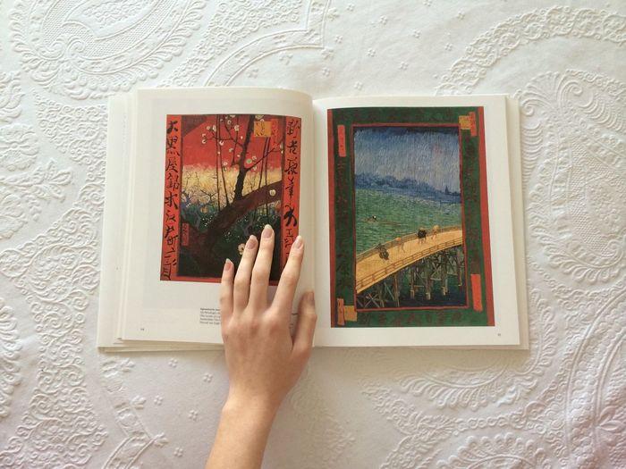 Van Gogh Human Hand Book Vincent Van Gogh Van Gogh Art Photography Photo Photooftheday Pic