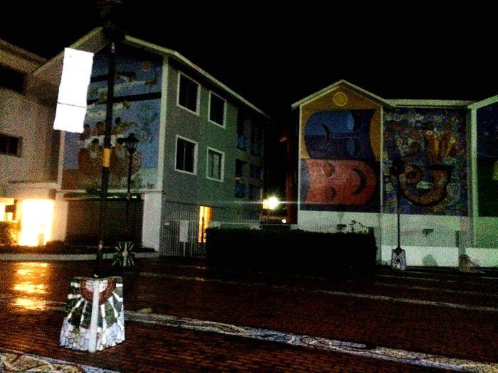 Plaza de la cultura Nightphotography Arts Culture And Entertainment Candidobido