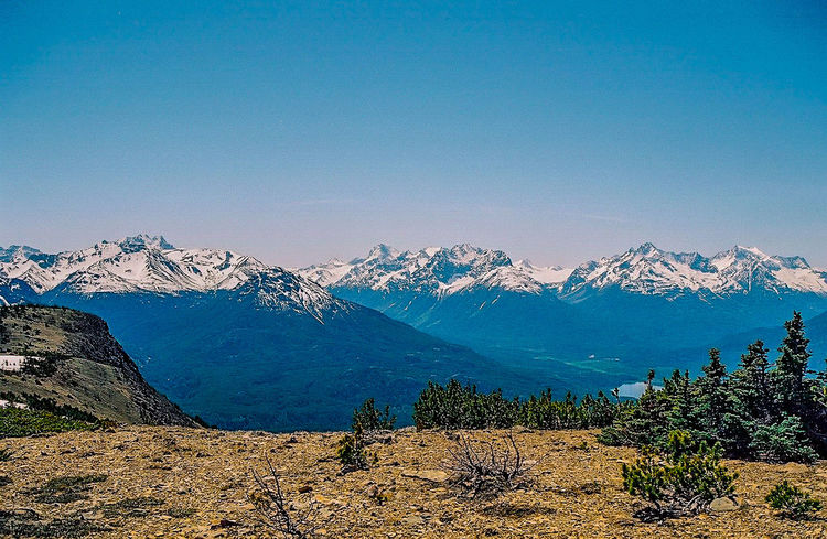 Beauty In Nature British Columbia Clear Sky Geology Horizon Over Land Idyllic Landscape Majestic Mountain Mountain Range Nature No People Non-urban Scene Outdoors Remote Scenics Sky Snowcapped Snowcapped Mountain Tatlayoko Tranquil Scene Tranquility • The Great Outdoors – 2016 EyeEm Awards