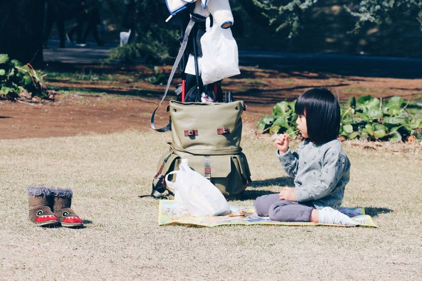 プチ花見 EyeEm Tokyo MeetUp 12 Hello My Baby VSCO Vscocam Taking Photos Relaxing Lunch Lunch Time!