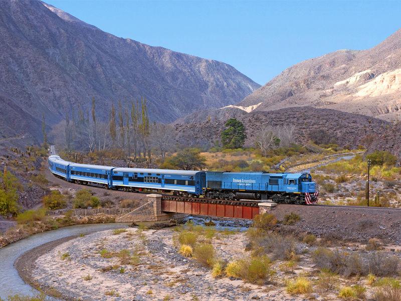 Argentina Blue C-14 Day Landscape Mountain Nature Non-urban Scene Polvorilla Salta, Argentina Sky Travel Destinations Tren Tren A Las Nubes First Eyeem Photo