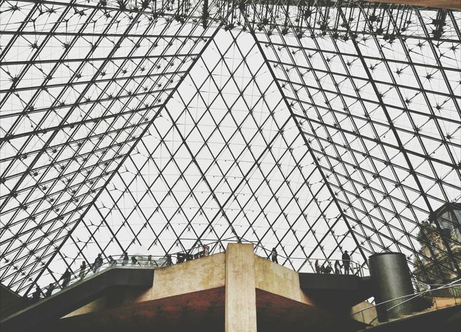 France Photos Triangle Architecture Taking Photos Steph Filter Seeing The Sights Louvre Museum