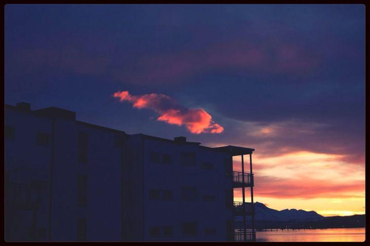 Tromso Cloud Norway
