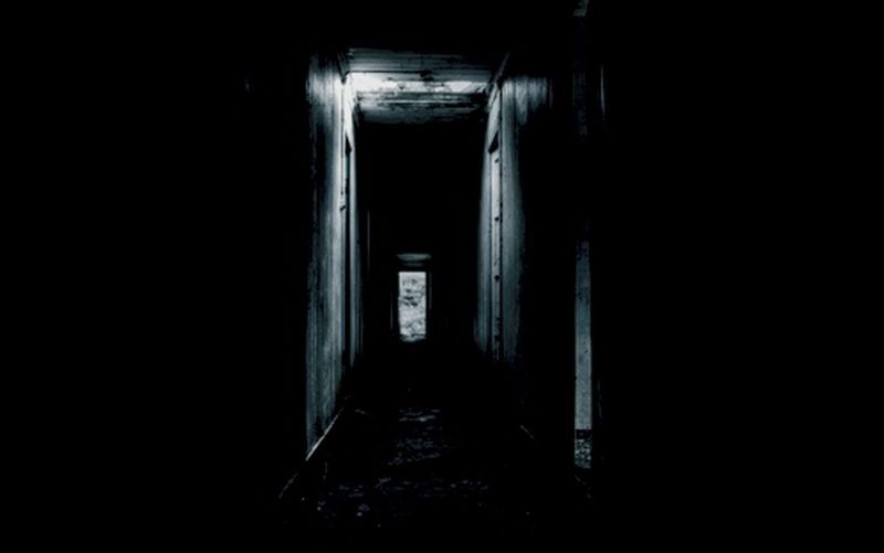 Darkness Creepy Getting Scared Dark Haunting