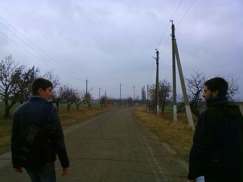 Everyday Lives Architects Кицканы On The Road