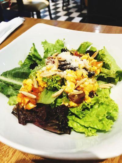 Freshness Salad symphony salad Vegetable Serving Size Healthy Eating First Eyeem Photo