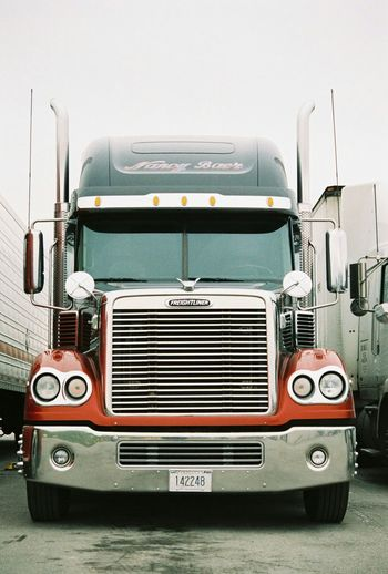 Shot on film at a TA Truckstop in Mid Missouri. 2004 Taking Photos Big Rig Big Rig Passion Big Rigs Large CarDelivery Truck Freightliner Freight Shakers 18 Wheelers 18 Wheeler Life Diesel Diesel Truck DIESELpower Diesel Power Truck Trucks Trucken Truckin Trucking Truckerlife Truckerslife Truckinglife Truckdriving Truck Stop TruckStop