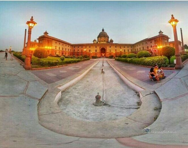 Delhi DelhiGram Hanging Out DilwalokaDelhi President'shouse Rashtrapatibhawan Awesometake Eym Best Shots happyme😉😉 Worldcaptures Worldbestgram 😆😎