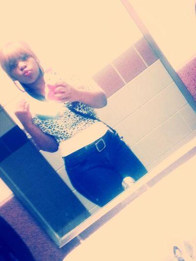 At School Chillin