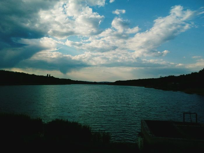 Озеро. Lake