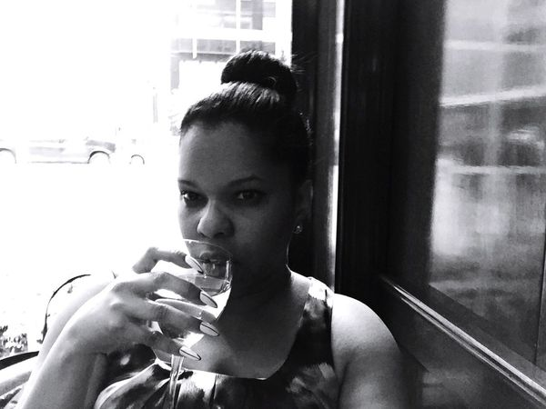 And God also created Vino Lunch Time! Blackandwhite Vino Wine Hello World NYC Photography