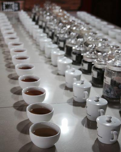 Close-up Cups Drink Food And Drink Refreshment Table Tasting Tea Tea Tea Tasting