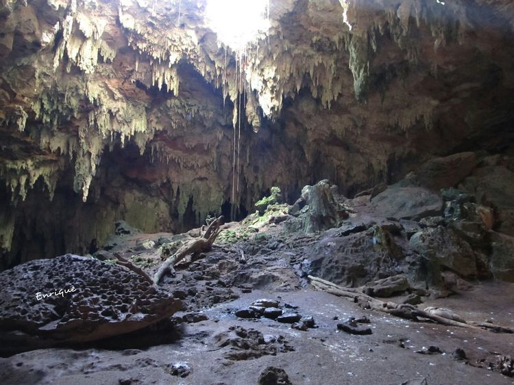 Grutas de Loltun Yucatan Mexico Mayas Trip Nature