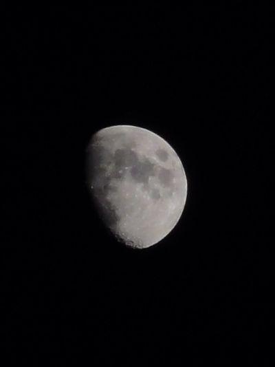 月齢9.36 Moon