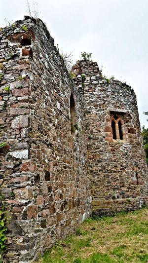 Rait castle Scotland Castle Architecture Old Ruin Old Abandoned Window Nature Sky Scotland Nairn History