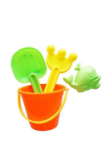 Toy sand pails