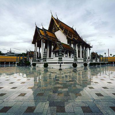 Thailand Travel Temple Wat WatSuthatThepwararam EyeEm Wanderlust Travelgram Eyeemoninstagram VSCO Vscotravel Vscocam Igthailand Vscothailand