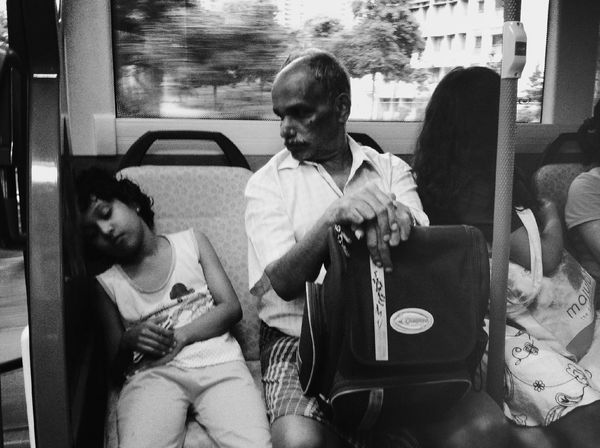 Strangers In Transit