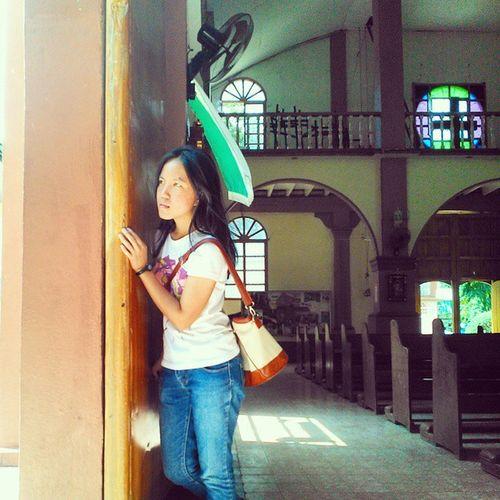 Unsay drama tiiih? @fateisdestiny Sibulan Church ResearchGetaway Studentnurses