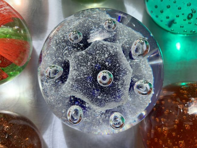 Indoors  Close-up Table No People Still Life Bubble Research