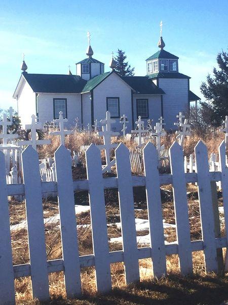 Russian Orthodox Church Alaska Churches