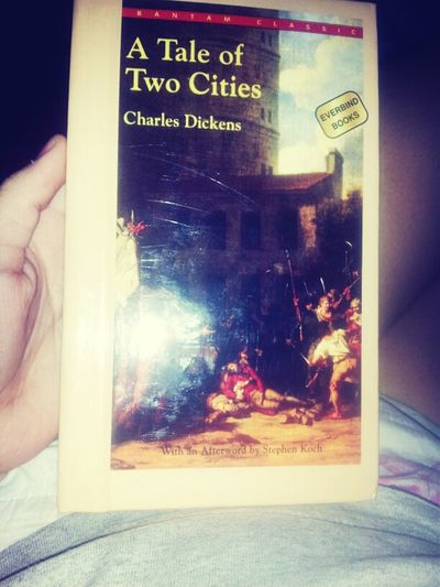 what my school's making me read. no. just stop. Reading School English Class A Tale Of Two Cities Homework Charles Dickens