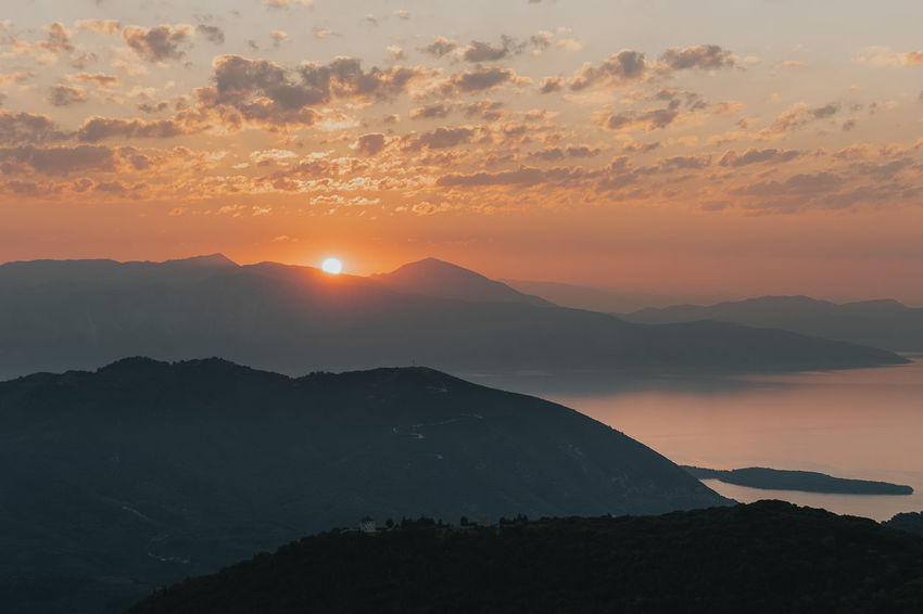 Get ready to ingest some sunsets/sunrises. I ll surely need some Profenid while editing. But all for the market, right? Nature Greece Sunrise Mountain Sunset Silhouette Sky Landscape