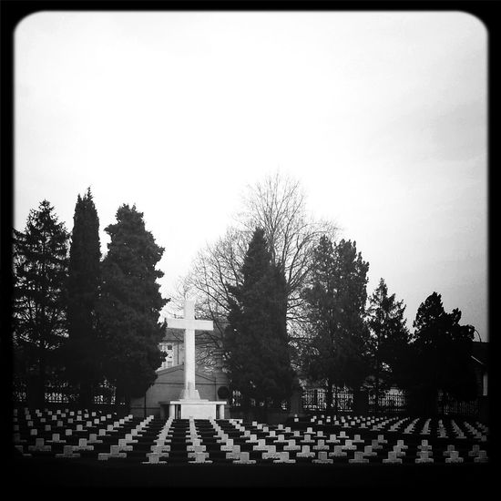 Italian War Cemetery