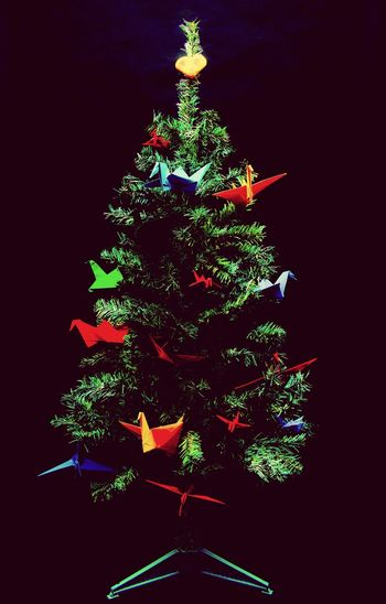 Paper View Paper Origami Paperart Paperbirds Christmas Tree