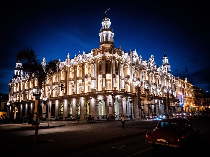 Architecture Building Exterior Night Outdoors Sky Illuminated Travel Destinations Low Angle View No People City Architecture EyeEm Nature Lover EyeEm Best Shots Streetphotography Been There.