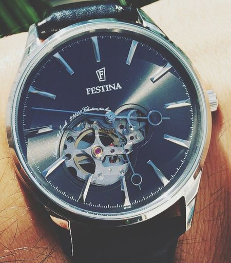 Perfect weather, Perfect light 🌞 Watch Watches Festina Time Automatic IPhoneography