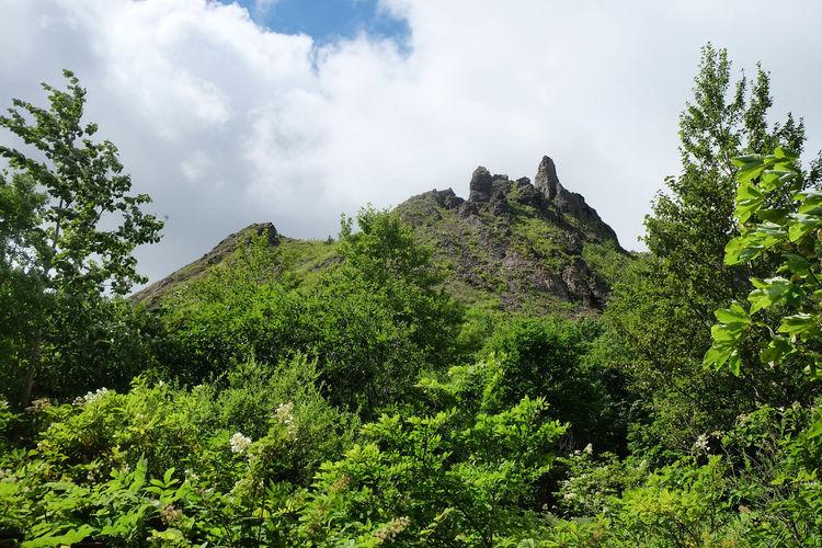 Hokkaido Mt Usu