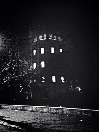 Tower Tower Of Water Acea  Dark