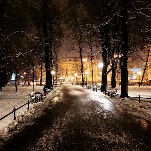 Winter Zima Zuo Aleładnie pierwszafotka ascendmate7 huawei