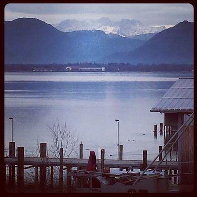 Chiemsee Winter2014 Ichgradso Oberbayern voralpenland travel ontour unterwegs januar wochenende