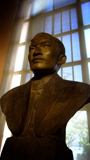 Bust  HERO Jose Rizal National Hero National Hero Of Philippines National Museum Of The Philippines Philippines Sculpture