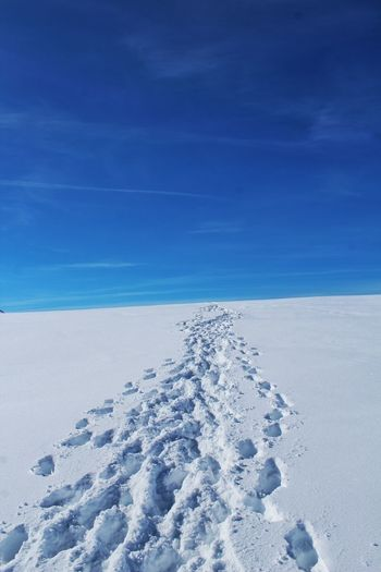 Snow Cold Temperature Frozen Water Winter Blue Polar Climate Frozen Snowing Sand Ice Deep Snow Remote Powder Snow FootPrint Star Field Animal Track Track - Imprint Ski Track Snowdrift Extreme Weather Rushing Galaxy Constellation Frost
