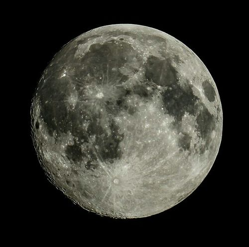 The Moon La Luna Astronomy Astrophotography The Universe Solar System Monochrome