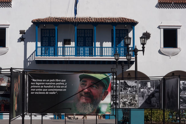 Adult Cuba Cuba Collection Day Men One Man Only Only Men People Plaza De Cespedes