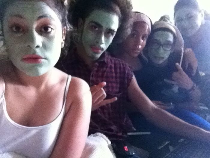 "These Guys Lmao ""The Masked Gang"""