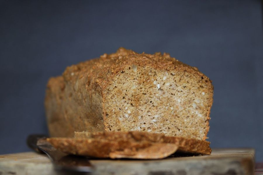 Bread Food And Drink Food Healthy Eating Close-up Freshness No People Wholegrain Brown Bread Loaf Of Bread Toasted Ready-to-eat Day Homemade Food Home Baking Gluten Free Glutenfree Indoors