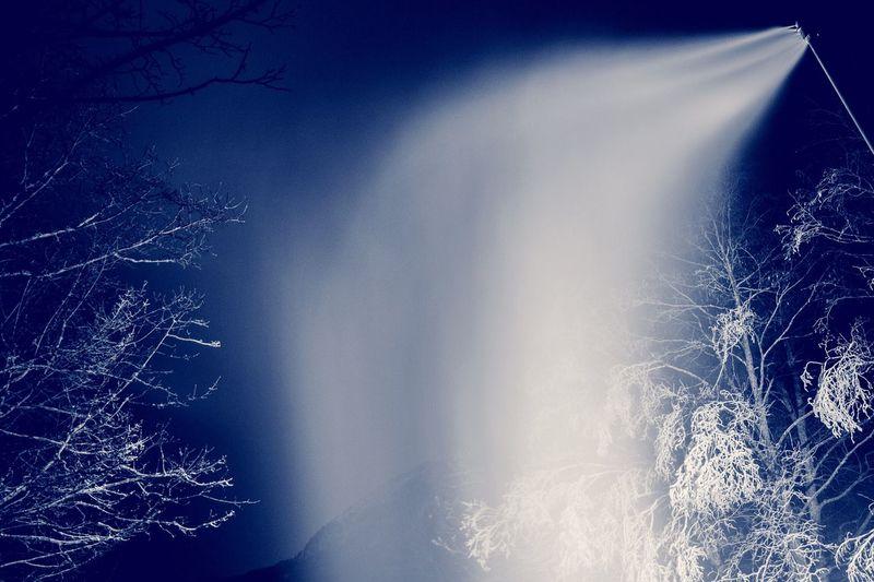 Artificial snow Italy Snow ArtificIalsnow Winter Mountains Blackandwhite