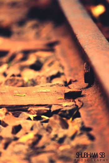 Nature Rainy Photography Railway Track First Eyeem Photo